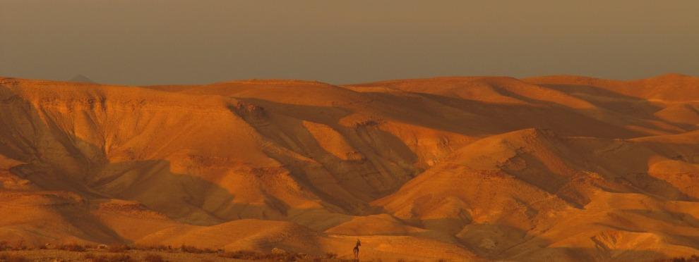 בדרך לים המלח , עין גדי ומצדה, בלב הנוף המדברי הקסום שוכנת ארץ בראשית