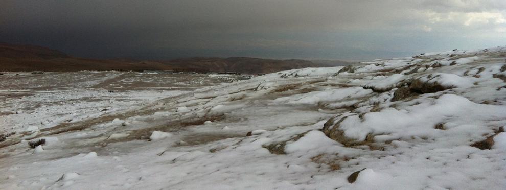 שלג על ארץ בראשית בואו לבלות איתנו בחורף