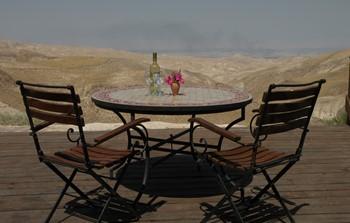 צימר במדבר יהודה